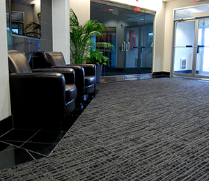 Healthcare Carpet Floor