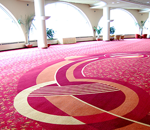 Hospitality Carpet Flooring