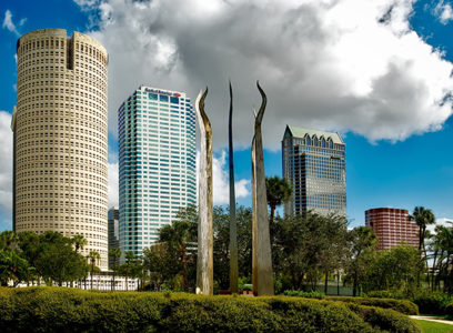 Tampa Bay, Florida skyline